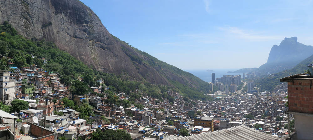 An Afternoon In A Favela, The Other Side Of Rio