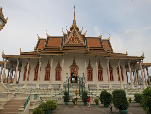 Pagoda at the Royal Palace