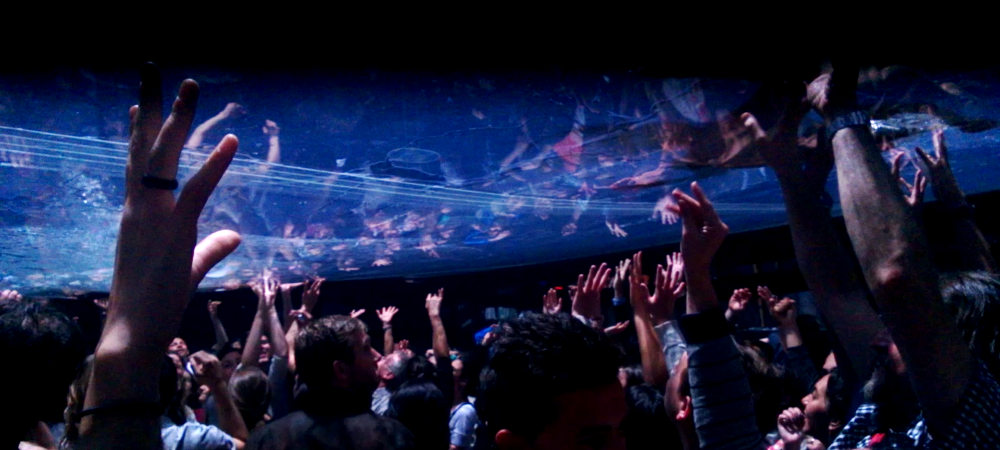 Fuerza Bruta: A Raw Experience