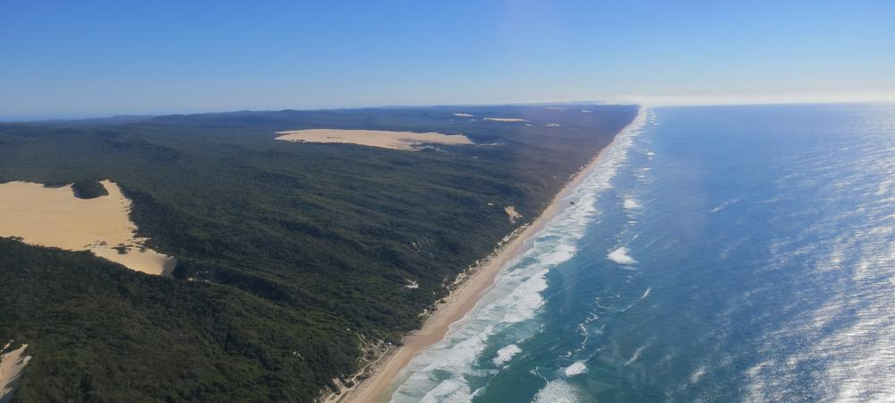 Going Offroad on Fraser Island