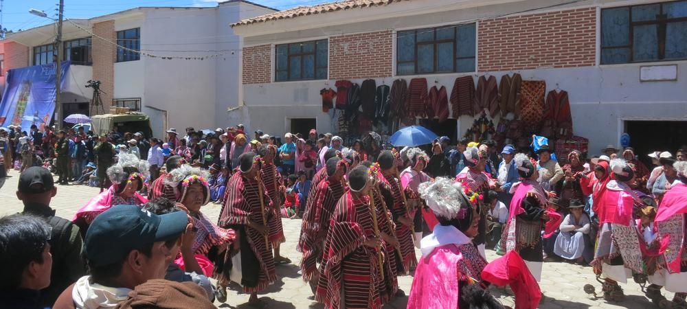 Potosi, Sucre And Getting Folkloric In Tarabuco