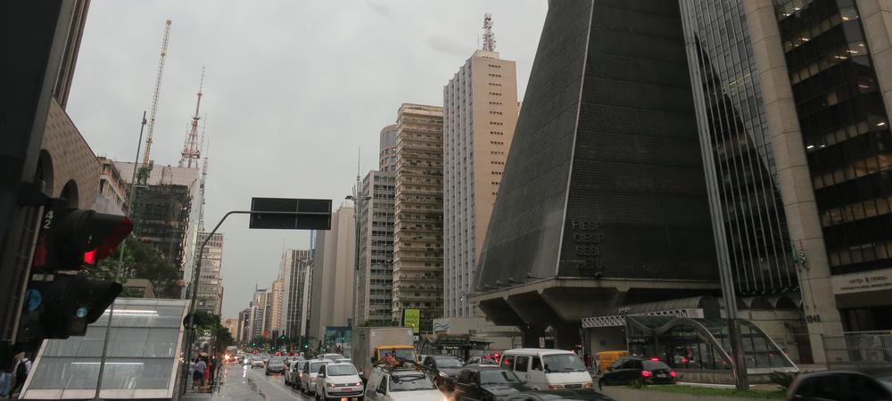 Sao Paulo: Not For Tourists