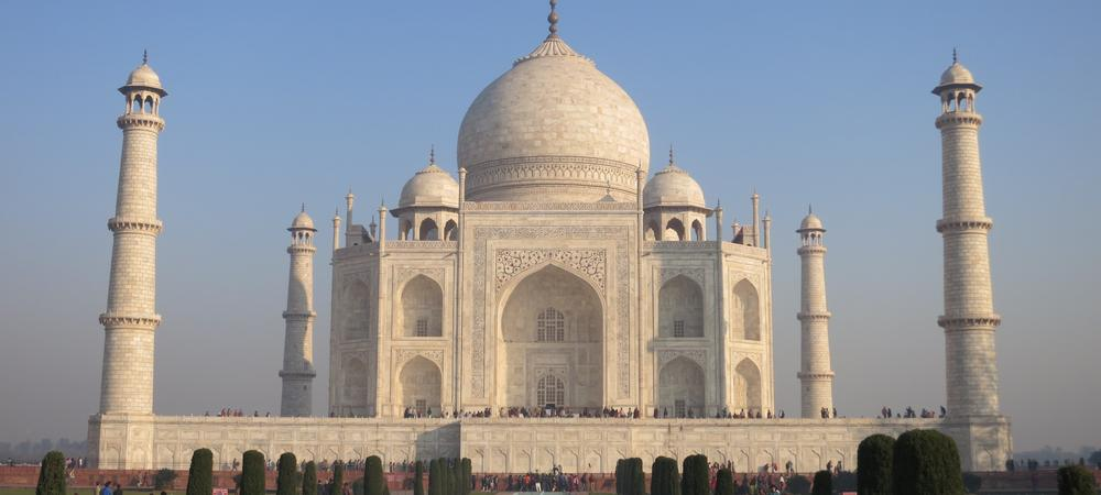 The Magnificient Taj Mahal