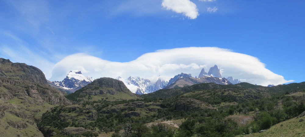 Trekking in South Argentina